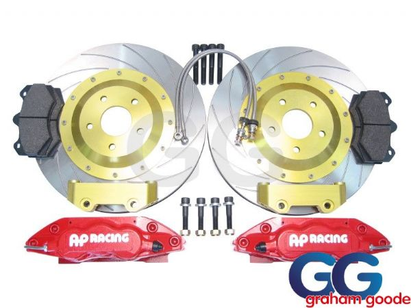 AP Racing Big Brake Kit Ford Focus ST ST225 XR5 GGF540R